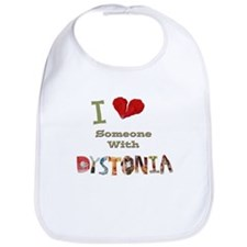 Cute Dystonia Bib