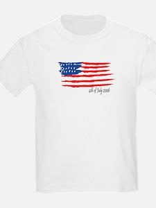 4th of July 2006 Kids T-Shirt