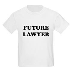 FUTURE LAWYER Kids T-Shirt