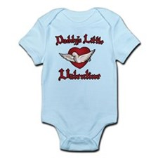 Daddy's Valentine Infant Bodysuit