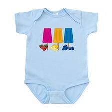 Popsicles Infant Bodysuit