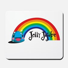 Cute Jolly Jujube Mousepad