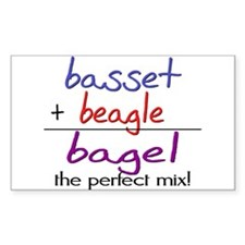 Bagel PERFECT MIX Decal