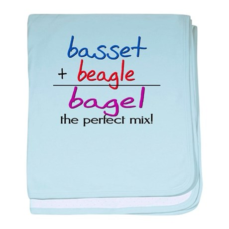 Bagel PERFECT MIX baby blanket