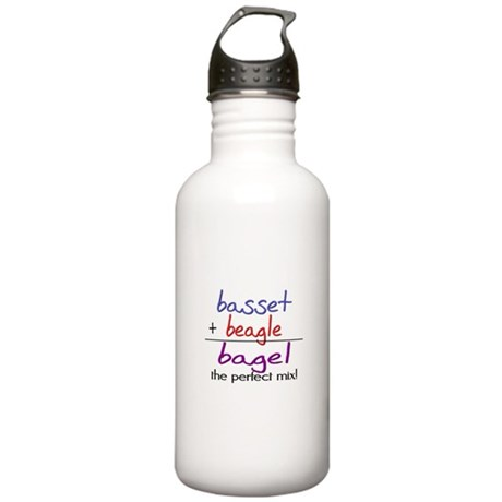 Bagel PERFECT MIX Stainless Water Bottle 1.0L