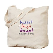Bagel PERFECT MIX Tote Bag