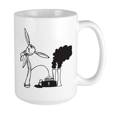 Environment Large Mug