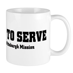 Pennsylvania Pittsburgh LDS M Mug
