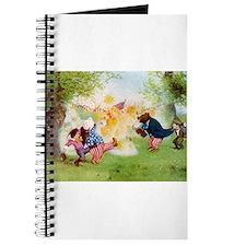 Roosevelt Bears Firecrackers Journal