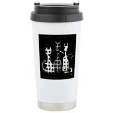 Toon Cats Travel Mug