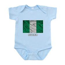 Flag of Nigeria Infant Bodysuit