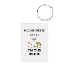 Brides Bachelorette Party Keychains