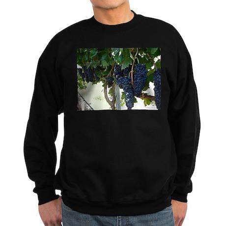 Grape Vine Sweatshirt (dark)