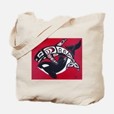 Spirit of the Orca Tote Bag