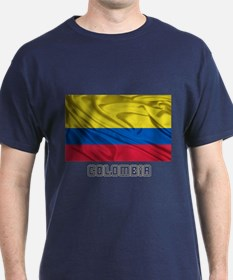 Flag of Colombia T-Shirt