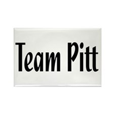 Team Pitt Rectangle Magnet