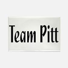 Team Pitt Rectangle Magnet