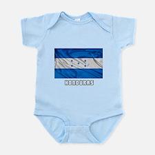 Flag of Honduras Infant Bodysuit