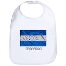 Flag of Honduras Bib