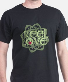 Reel Love for Irish Dance by DanceBay.com T-Shirt