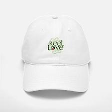 Reel Love for Irish Dance by DanceBay.com Baseball Baseball Cap