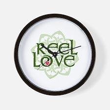 Reel Love for Irish Dance by DanceBay.com Wall Clo