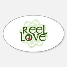 Reel Love for Irish Dance by DanceBay.com Decal