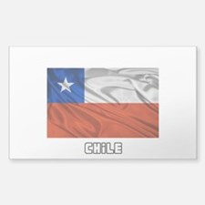Flag of Chile Decal