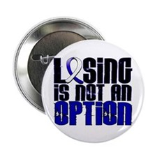 """Losing Is Not An Option ALS 2.25"""" Button (10 pack)"""