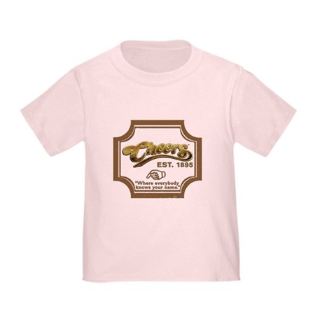 Weathered Look CHEERS Toddler T-Shirt