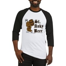 saint anky beer Baseball Jersey