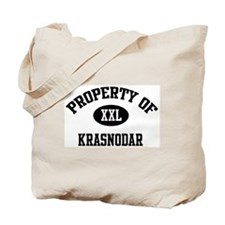 Property of Krasnodar Tote Bag