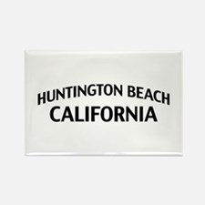 Huntington Beach California Rectangle Magnet