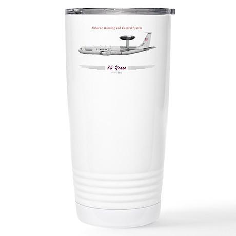35th Anniversary Stainless Steel Travel Mug