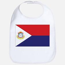 Sint Maarten Flag Bib