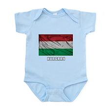 Flag of Hungary Infant Bodysuit