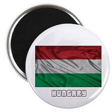 "Flag of Hungary 2.25"" Magnet (10 pack)"