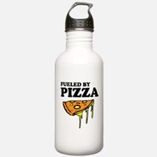 Fueled by Pizza Water Bottle