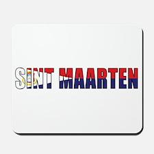 Sint Maarten Mousepad