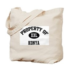 Property of Konya Tote Bag