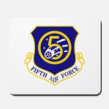 5th Air Force Mousepad