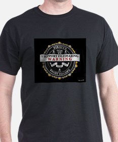 Right to copy T-shirt (pro piracy)