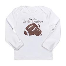 Football Little Brother Long Sleeve T-Shirt