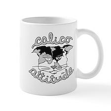 Calico Attitude Mug