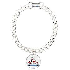 Dog Motorcycle Bracelet