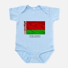 Flag of Belarus Infant Bodysuit
