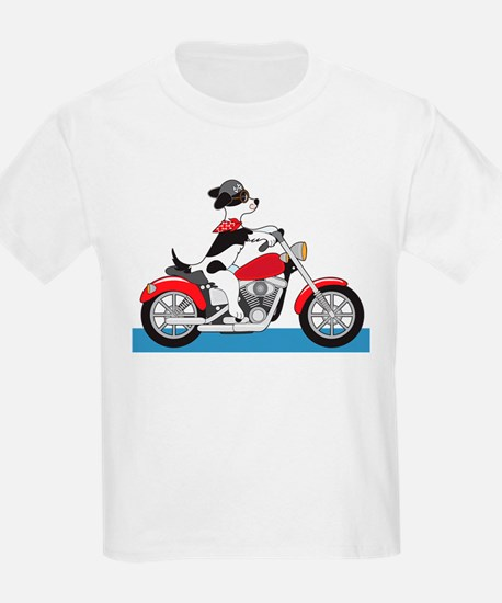 Dog Motorcycle T-Shirt