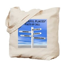 Ports of Call Tote Bag