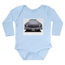 Monte Carlo 74 Long Sleeve Infant Bodysuit