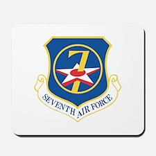 7th Air Force Mousepad